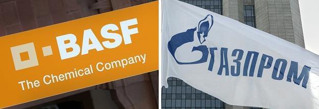Negocjacje o wymianie udziałów pomiędzy BASF a  Gazpromem zostały wstrzymane /AFP