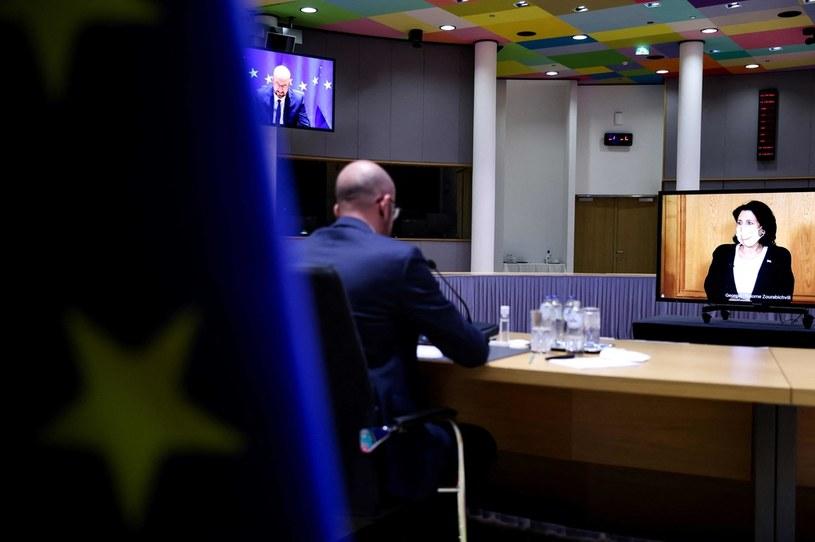 Negocjacje w sprawie kryzysu w Gruzji /AFP