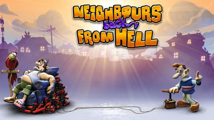 Neighbours back From Hell /materiały prasowe
