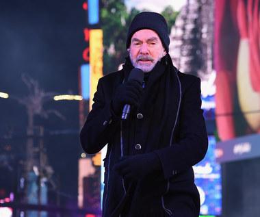 Neil Diamond kończy karierę. Wokalista choruje na Parkinsona