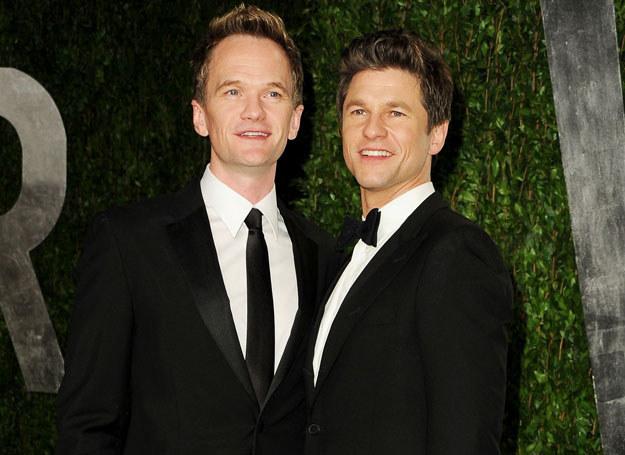 Neil Patrick Harris i David Burtka /- /Getty Images/Flash Press Media