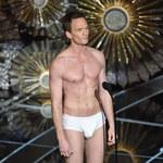 Neil Patrick Harris w samej bieliźnie na Oscarach!