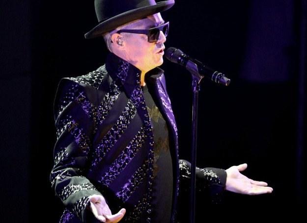 Neil Tennant (Pet Shop Boys) nie chciał zdradzić szczegółów nowego projektu - fot. Mike Gray/LFI /East News
