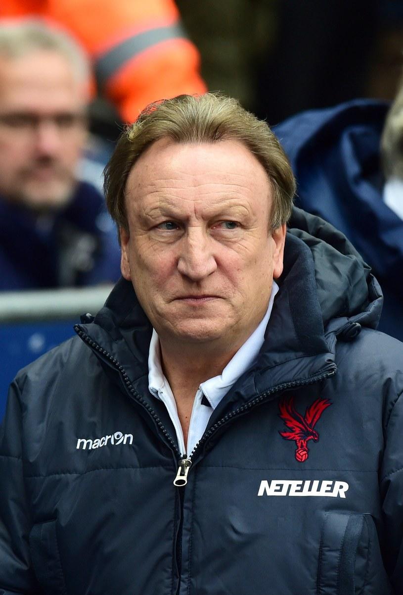 Neil Warnock stracił posadę w drugi dzień Świąt Bożego Narodzenia. /AFP