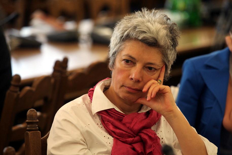 Nelli Rokita chce wrócić do polityki / Tomasz Gzell    /PAP