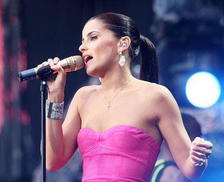 Nelly Furtado śpiewa dla Diany /Getty Images/Flash Press Media