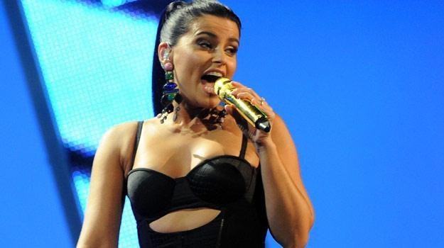 """Nelly Furtado zagra i zaśpiewa w """"90210"""" /Getty Images/Flash Press Media"""