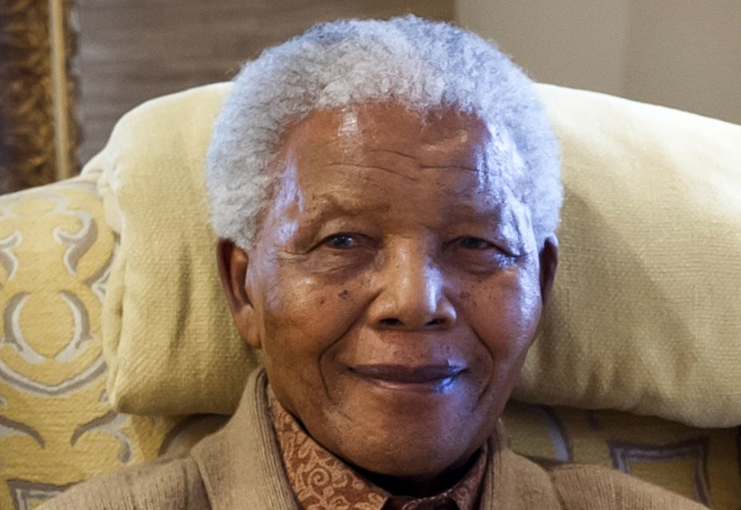 Nelson Mandela (lipiec 2012 r.) /AFP