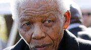 Nelson Mandela w stanie krytycznym