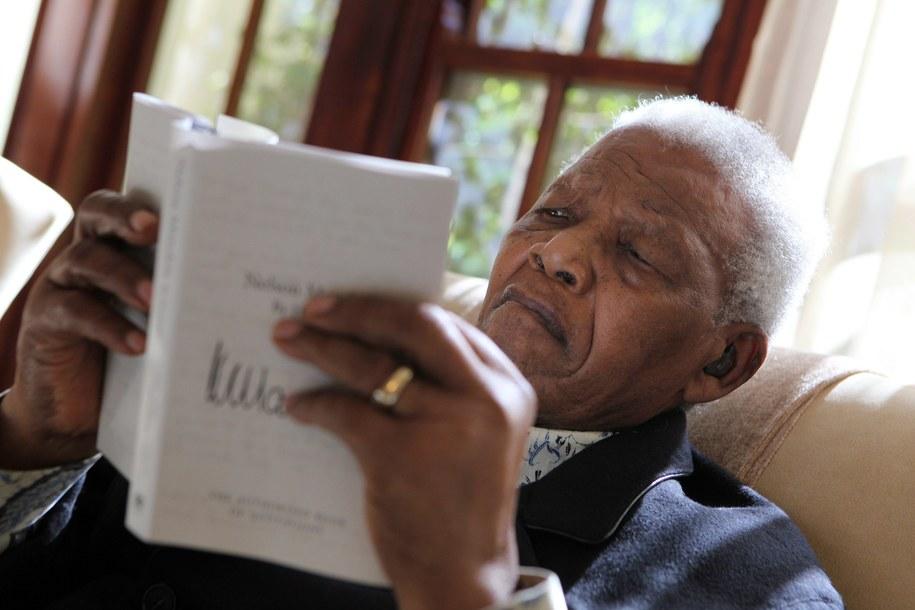 Nelson Mandela /DEBBIE YAZBEK/NELSON MANDELA FOUNDATION/HANDOUT    /PAP/EPA