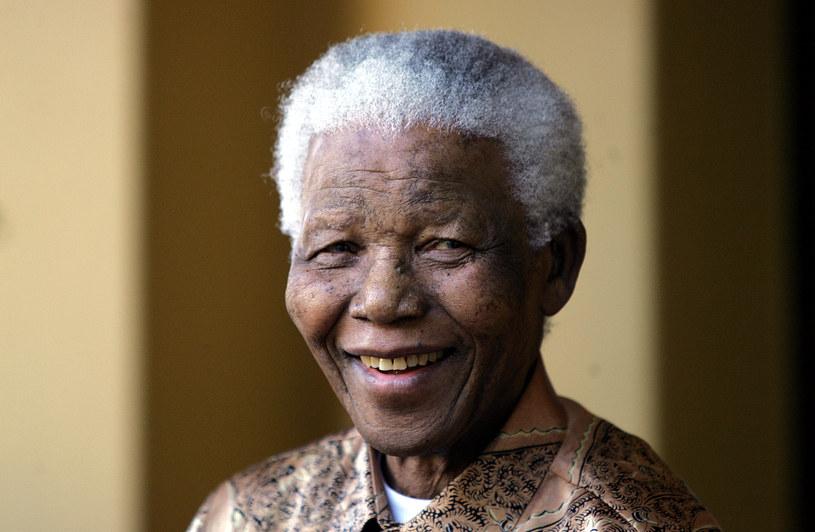 Nelson Mandela /ALEXANDER JOE /AFP