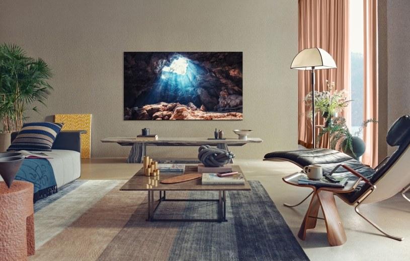 Neo QLED zachwyca swoim odwzorowaniem kolorów /materiały promocyjne