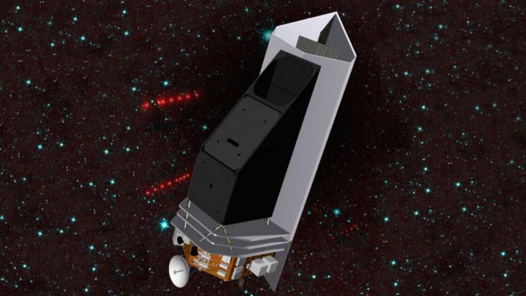 NEO Surveyor /materiały prasowe
