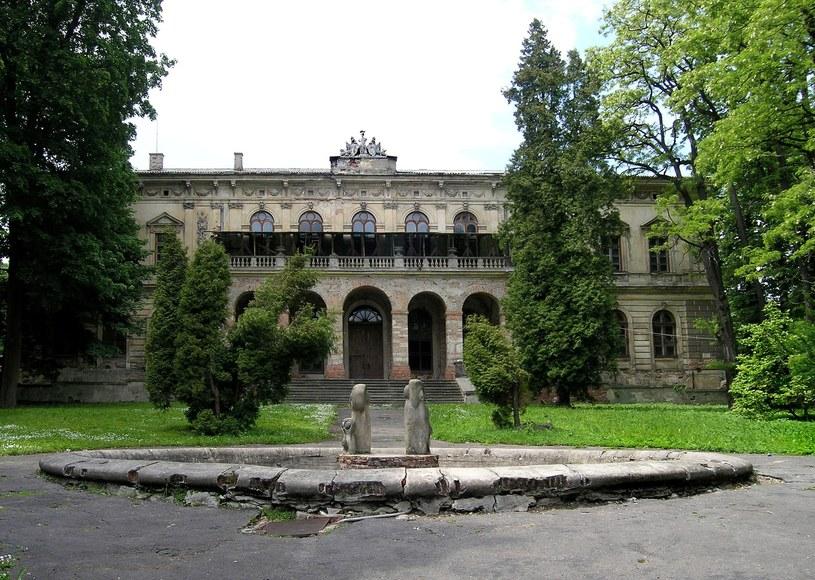 Neorenesansowy pałac w Pilicy /Krzysztof Chojnacki /East News