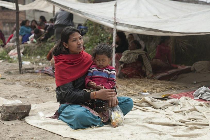 Nepal apeluje o pomoc humanitarną /PAP
