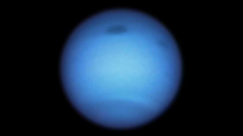 Neptun wciąż skrywa wiele tajemnic /NASA