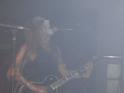 Nergal (Behemoth) /INTERIA.PL