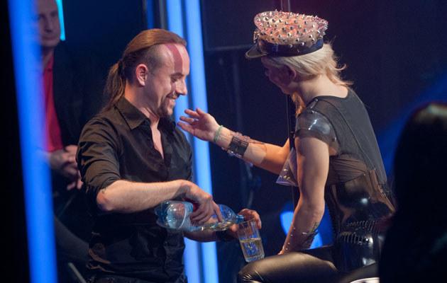 Nergal i Doda, fot. Jarosław Antoniak  /MWMedia