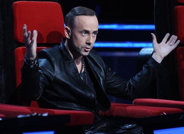 """Nergal o """"The Voice Of Poland"""": """"To była często walka"""" /MWMedia"""