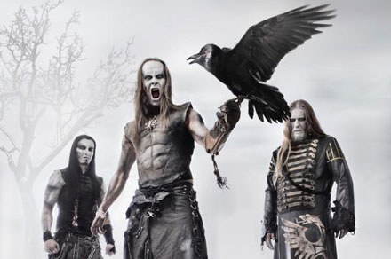 Nergal: Ornitologia to jego konik /Oficjalna strona zespołu