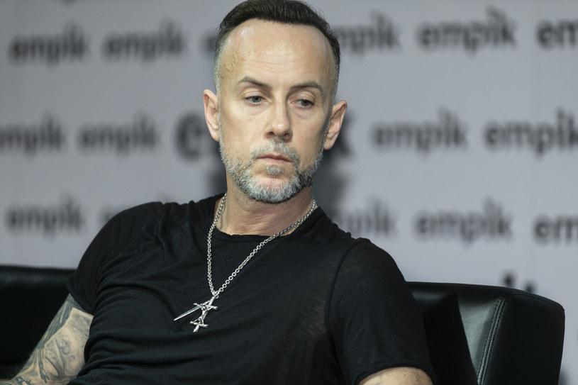 'Nergal' /Leszek Kotarba  /East News
