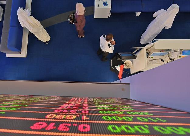 Nerowo na rynkach paliw /AFP