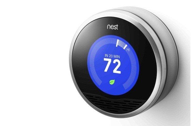 Nest Learning Thermostat to inteligentny termostat /materiały prasowe