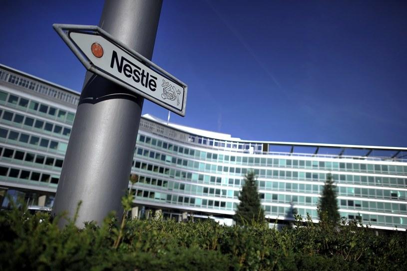 Nestle - siedziba w Vevey (Szwajcaria) /AFP