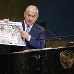 """Netanjahu o """"tajnym magazynie atomowym"""" w Teheranie"""