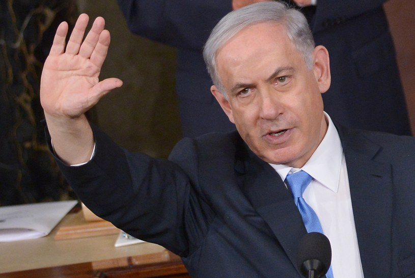 Netanjahu potępia porozumienie z Iranem /AFP