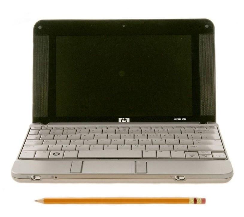 Netbook HP 2133 Mini-Note PC /materiały prasowe