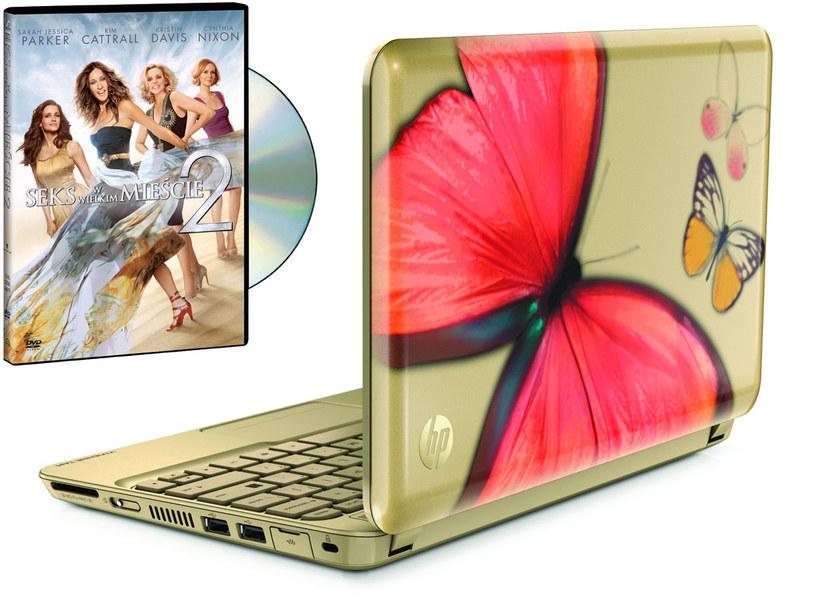 """Netbook HP i """"Seks w Wielkim Mieście 2"""" - główna nagroda w konkursie"""