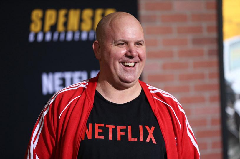 """Netflix mógł nazywać się """"CinemaDirect"""" albo... """"Kibble"""". Na zdjęciu: aktor James Dumont na premierze serialu """"Spenser Confidential"""" /Phillip Faraone /Getty Images"""