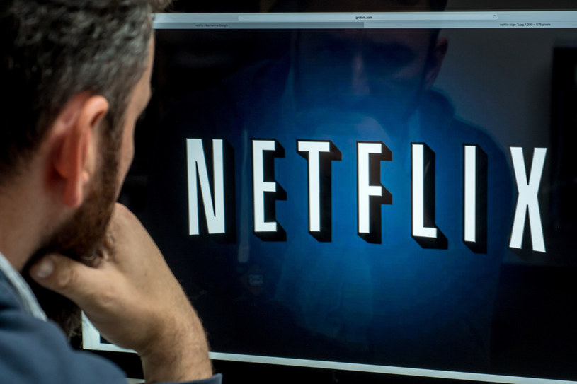 Netflix nie cierpi z powodu kryzysu /Heline Vanbeselaere / Reporters Reporters / STG /Reporter