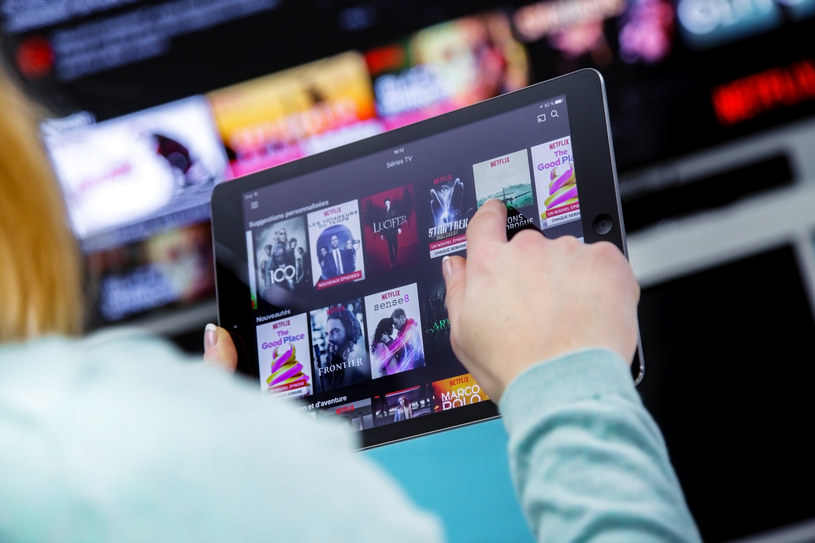 Netflix pracuje nad kolejną usługą? /123RF/PICSEL