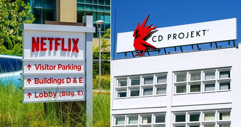 Netflix przejmie CD Projekt? / fot. 123RF/PICSEL / East News /123RF/PICSEL