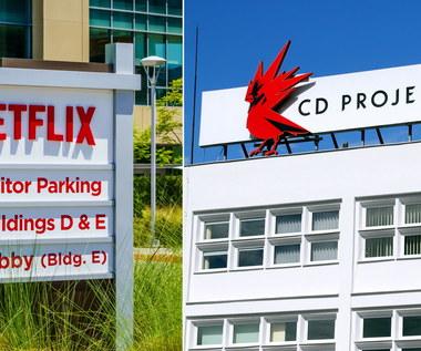 Netflix przejmie CD Projekt?
