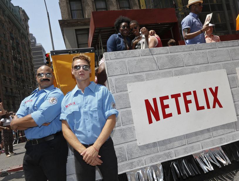 Netflix w Stanach Zjednoczonych jest popularniejszy od HBO /AFP