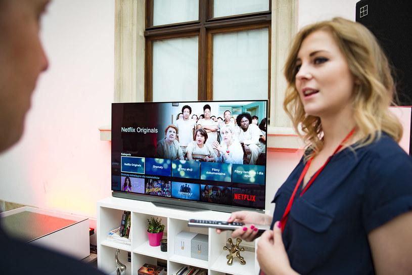 Netflix zadebiutował w Polsce /materiały prasowe