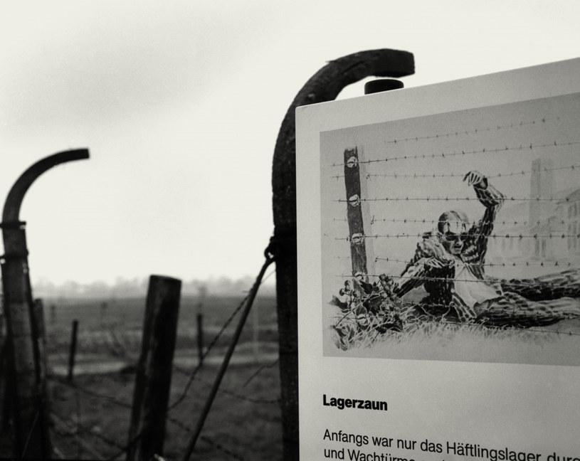 Neuengamme, zdj. wykonane w 1987 roku /Henning Langenheim / akg-images /East News