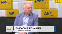 Neumann: Nie poprę żadnego wniosku złożonego przez Dudę