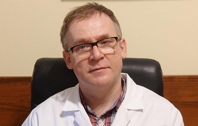 neurolog lek. Adam Cyrulik /