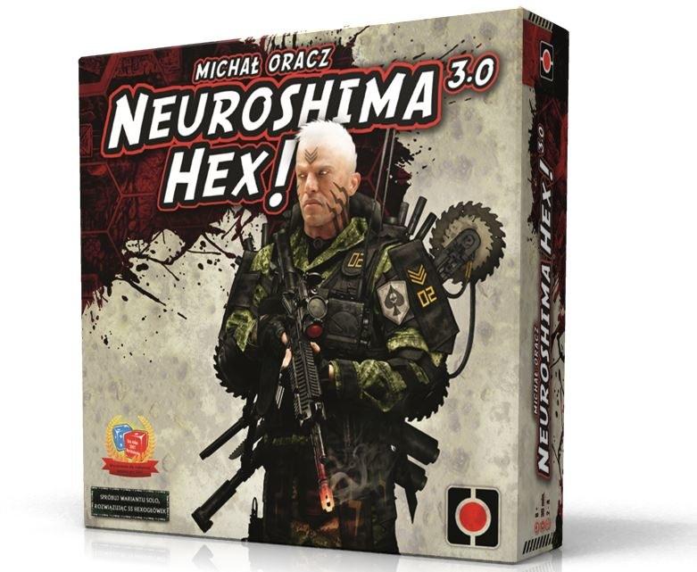 Neuroshima HEX! 3.0 /materiały prasowe