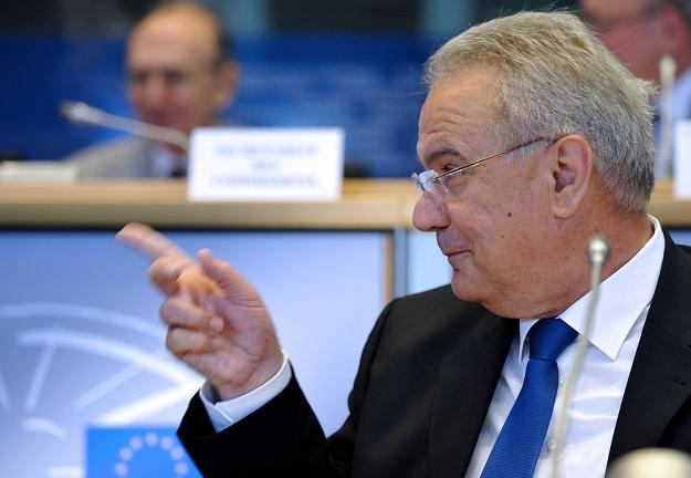 Neven Mimica, komisarz UE ds. polityki konsumenckiej /AFP