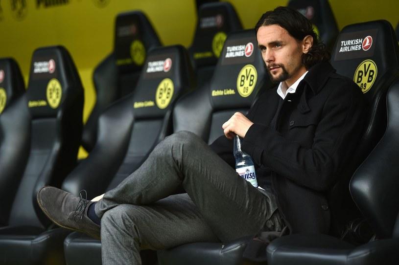 Neven Subotić ma dość siedzenia na ławce rezerwowych /AFP