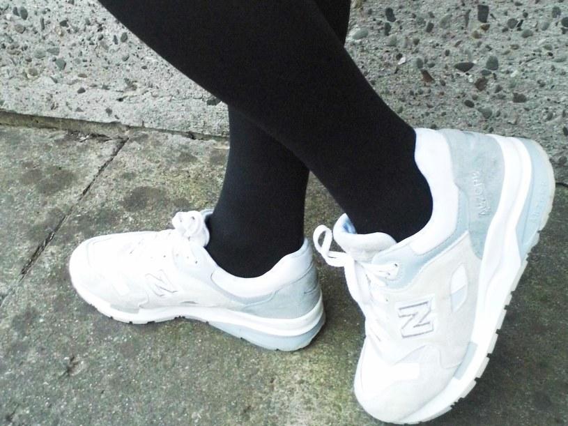 New Balance - klasyczne obuwie damskie na każdą okazję /INTERIA.PL
