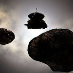 New Horizons zmierza w kierunku asteroidy MU69