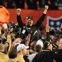 """""""Święci"""" po raz pierwszy w historii wygrali Super Bowl. Pokonali Indianapolis Colts"""