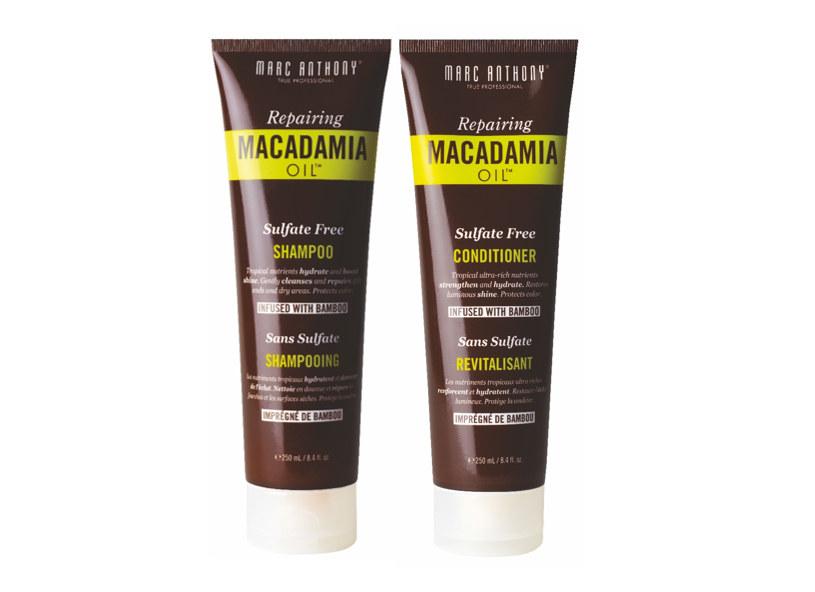 New Repairing Macadamia Oil Marc Anthony /materiały prasowe