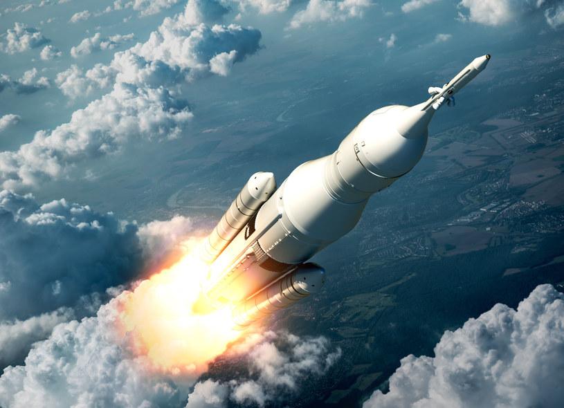 New Shepard ma w przyszłości zabierać w kosmos wycieczki /123RF/PICSEL